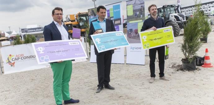 Lauréats de la seconde édition du concours INPA