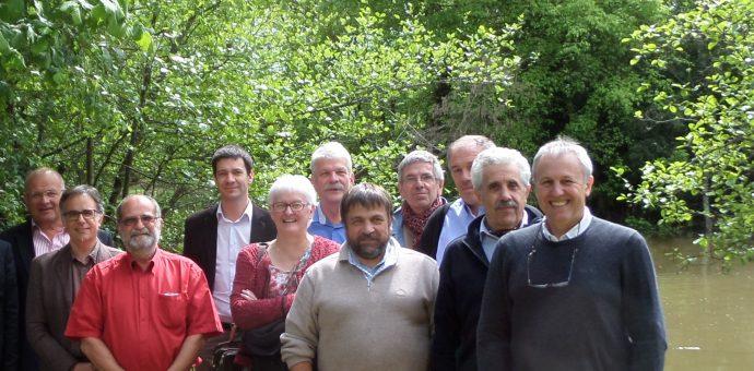 Le jury Agrinove est composé d'acteurs socio-économiques du sud-ouest et de personnalités du monde agricole (crédit photo : SMDEN)