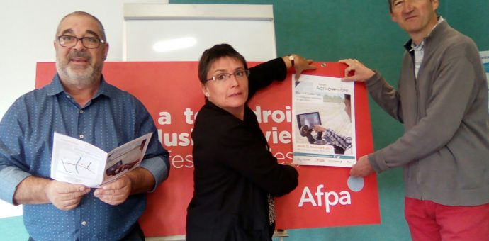 Crédit photo : AFPA.